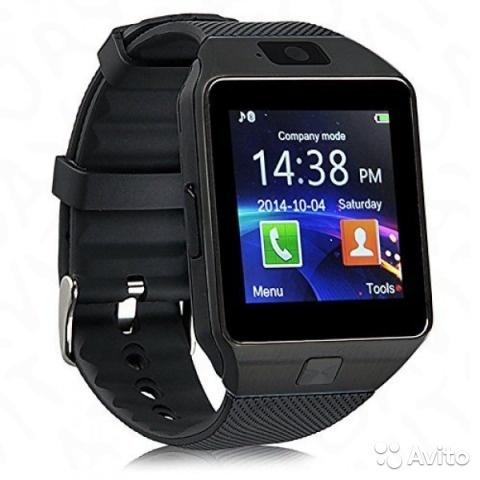 Смарт-часы smart watch DZ09 (новые)