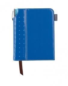 Cross Записная книжка Cross Journal Signature A6, 250 страниц в линейку, ручка 3/4, цвет -  синий