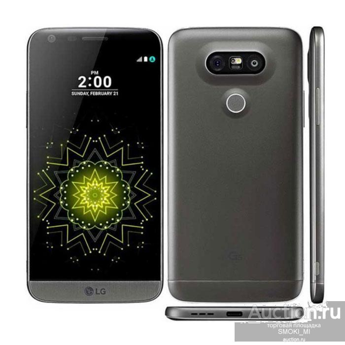 """LG G5. 5.3 """"QHD. LTE.3/32Gb.16Mpx.1-2sim. ОРИГИНАЛ!"""