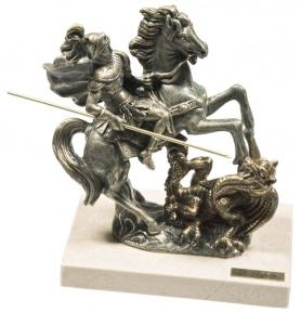 Anglada Скульптура «Георгий Победоносец», малая