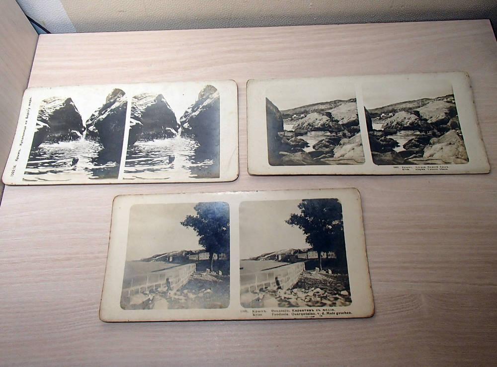 Стерео открытки минск