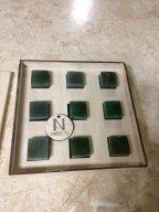 Кубики из нефрита