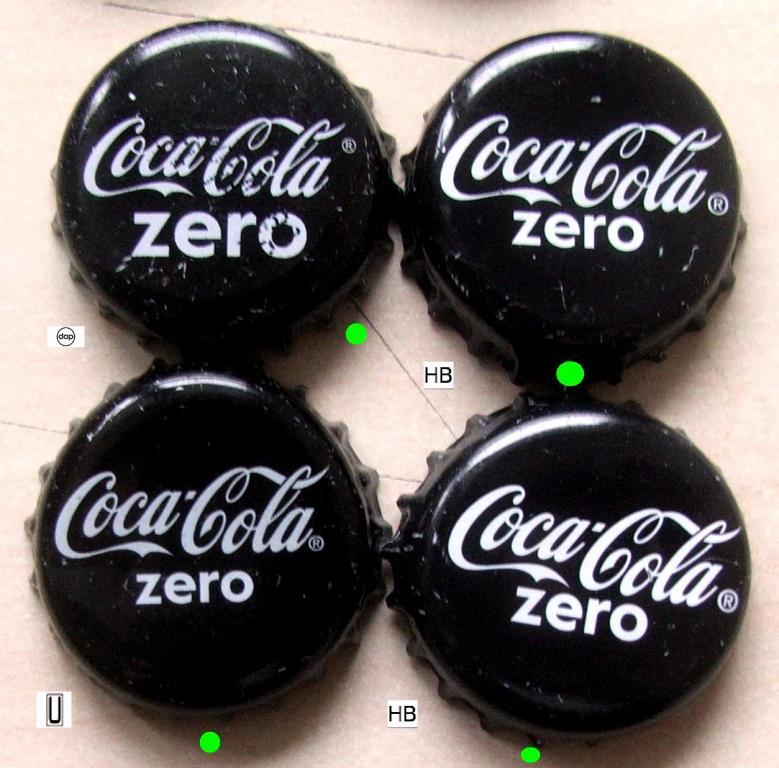 Пробка Coca Cola п.10 ЦЕНА ЗА ОДНУ ПРОБКУ