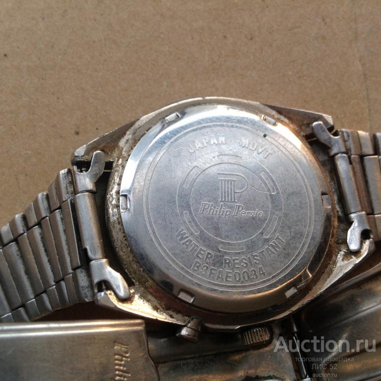 Часы Philip Persio