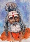 Индийский старец