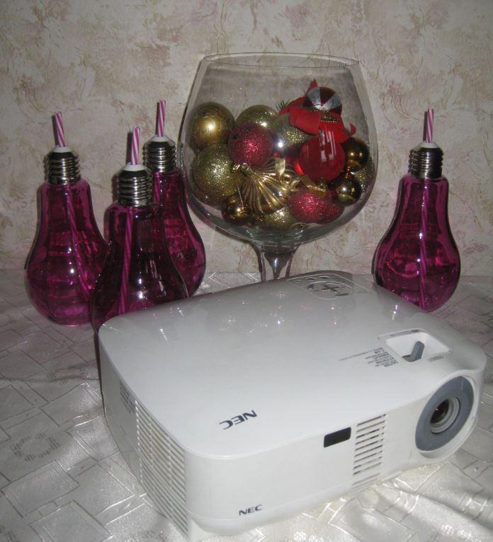 Портативный видеопроектор NEC VT491
