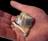 Металл, который тает в руках - Галлий, 100 г