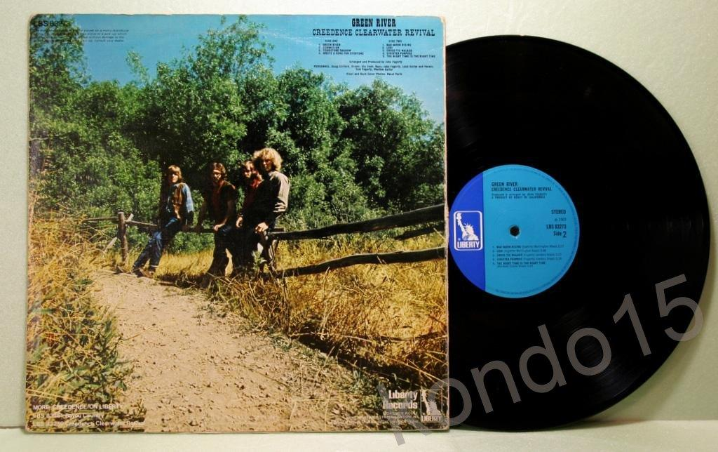 CREEDENCE GREEN RIVER  Оригинал UK