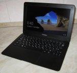 Prestigio Smartbook 116A03 (SSD 32Gb). Черный. Отличное состояние. (02)