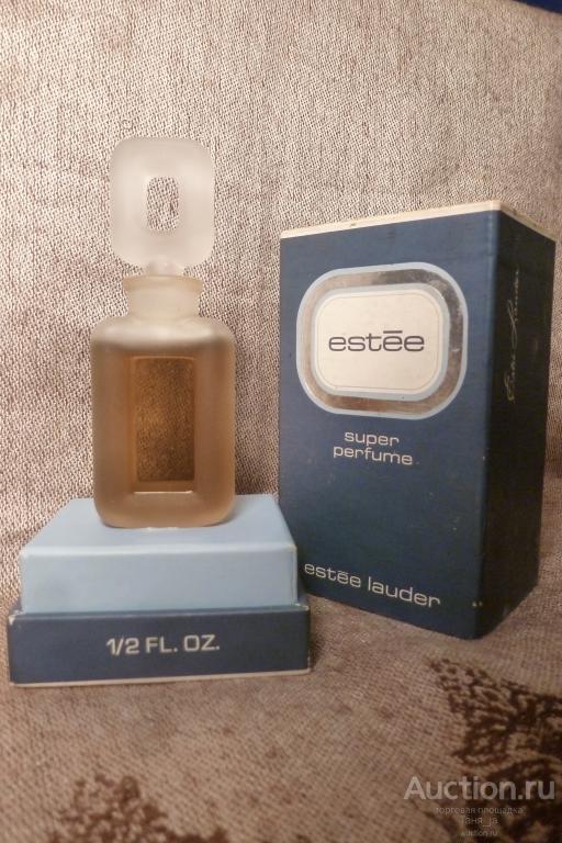 Estee Lauder Estee super perfume духи 15 мл-Винтаж!!!