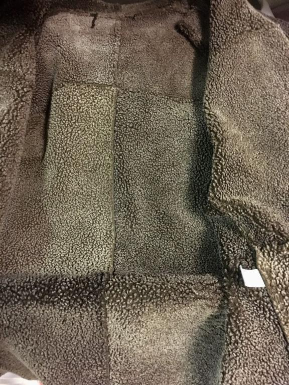 Zeiler дамы пальто Lammfellmantel натуральной кожи Green-Gr-42-TOP