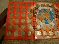 Юбилейные монеты СССР 64 штуки Набор