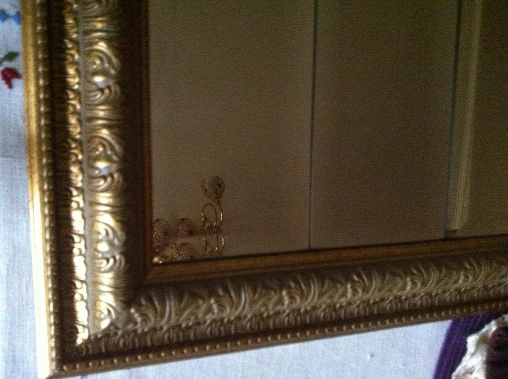 Панно-зеркало
