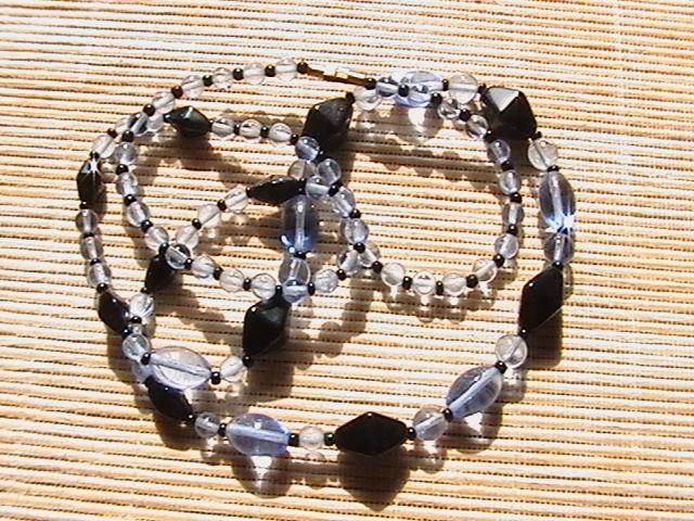 Винтажное ожерелье. Длина 80 см.