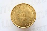 20 марок 1910 года. Буквы L