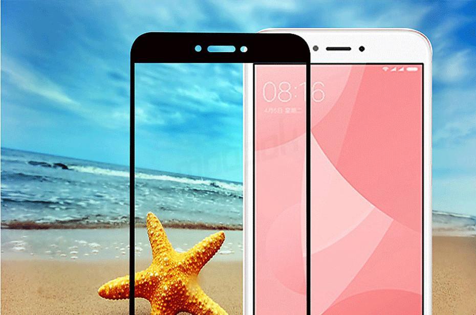 Защитное закаленное стекло для телефона Xiaomi Redmi 5A