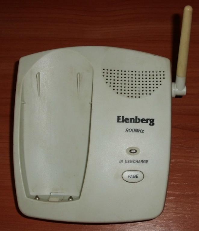 База радиотелефона Elenberg CLP-901b