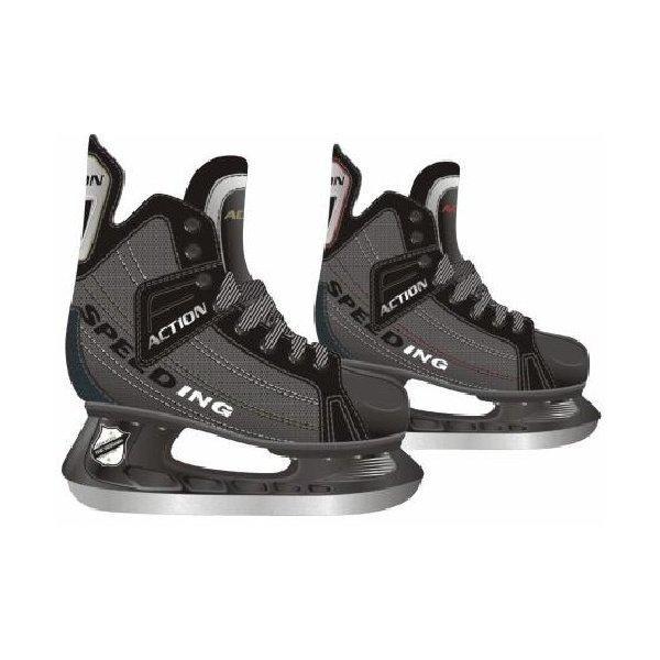 Коньки хоккейные Action PW-216DN р.38