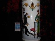 для КОЛЛЕКЦИЯ ПИВНАЯ КРУЖКА РЕКЛАМНАЯ ГЕРМАНСКАЯ 1873-2005 DUB DORTMUNDER UNION BRAUEREI РЕДКОСТЬ