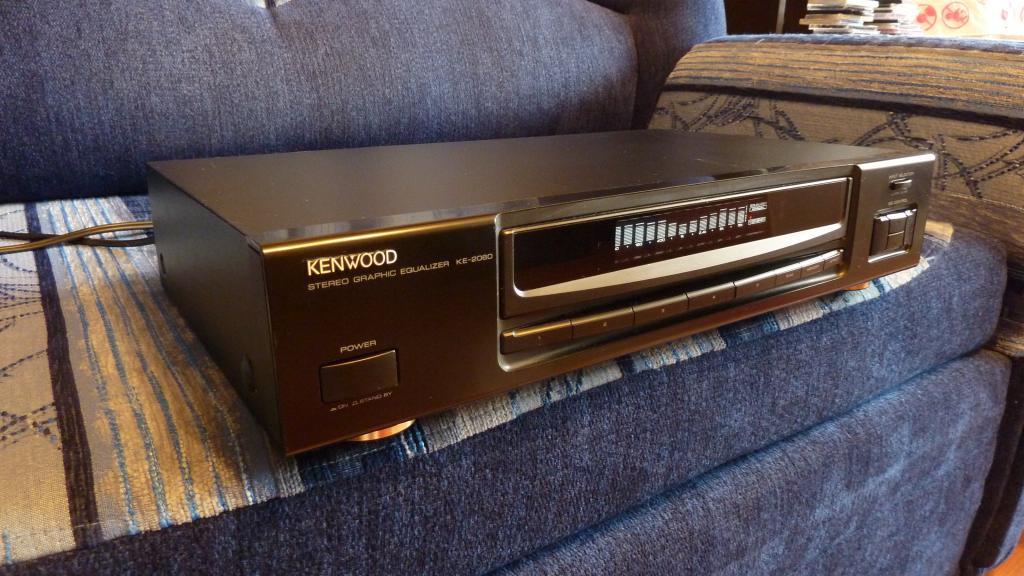 Эквалайзер Kenwood KE-2060