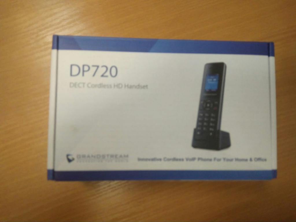 VoIP оборудование Grandstream GXP2140(5 доп.без проводных трубок)