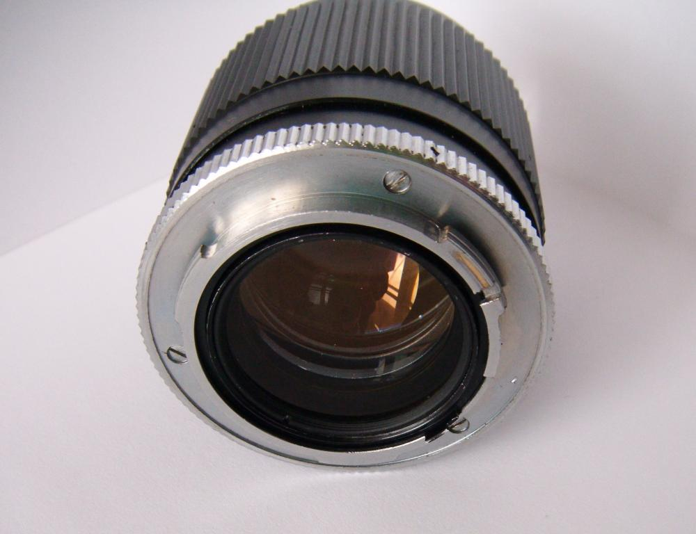 Объектив  Юпитер-9 2 / 85 Автомат №701756 , к фотоаппаратам Киев-10, Киев-15 и др