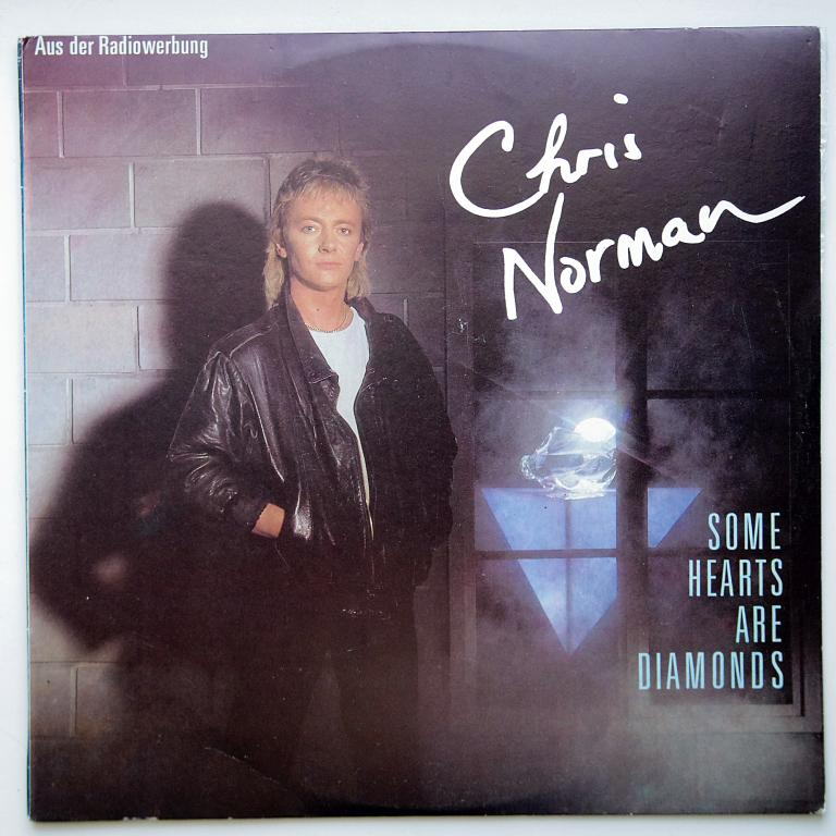 Chris Norman SOME HEARTS ARE DIAMONDS (Mint)!!!