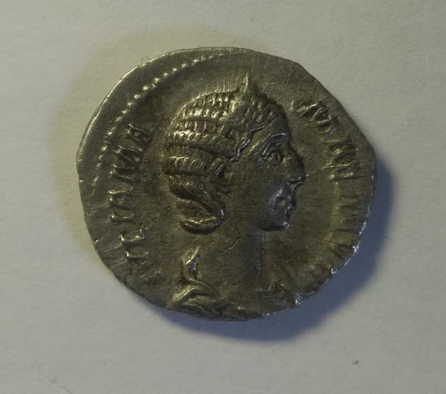 Юлия Авита Мамея (Julia Avita Mamaea) Соправительница Римской империи 222 — 235.