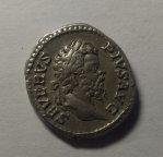 Луций Септимий Север (Lucius Septimius Severus) Римский император. Денарий.