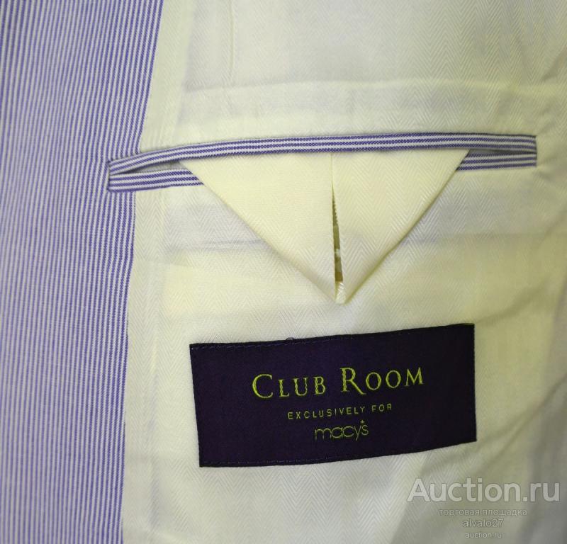 Пиджак Club Room® (0907CR03)