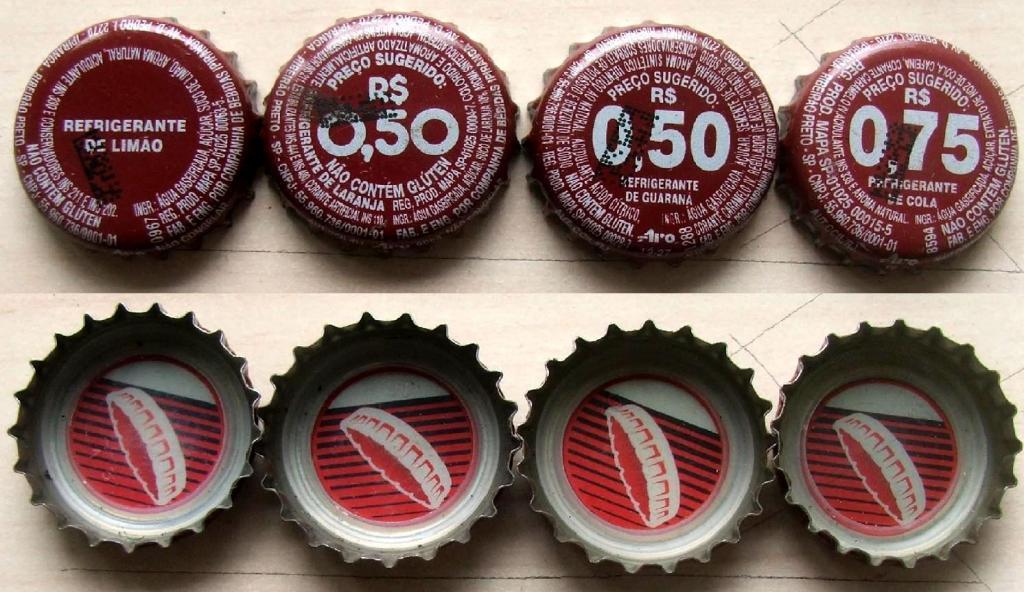Пробка Coca Cola п.14 БРАЗИЛИЯ Цена за одну пробку