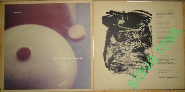 Mother Tongue - Open in Obscurity (England)