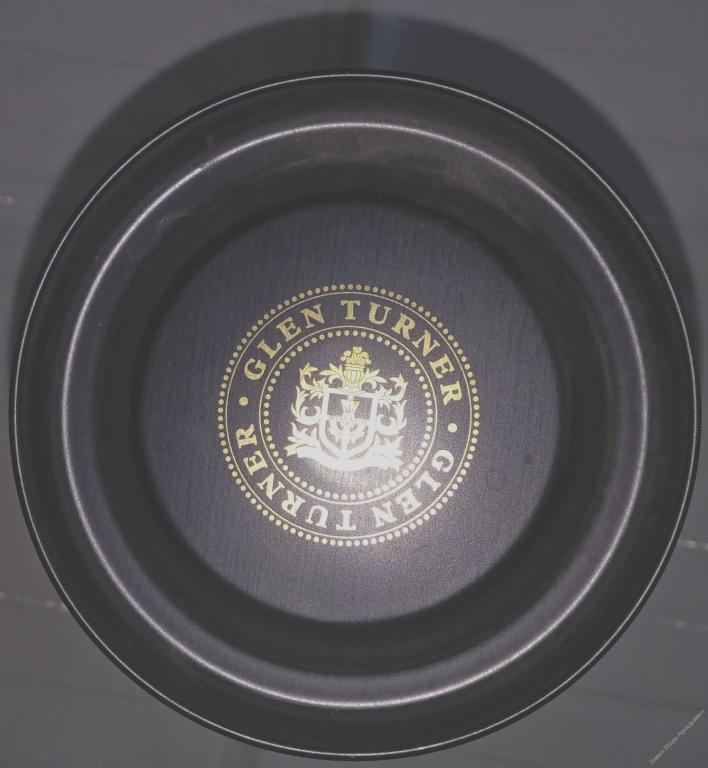 Футляр / тубус / коробка цилиндрическая из-под виски (Выдержка 18 лет)