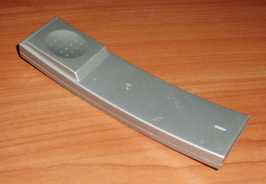 Трубка стационарного телефона 4х16 см
