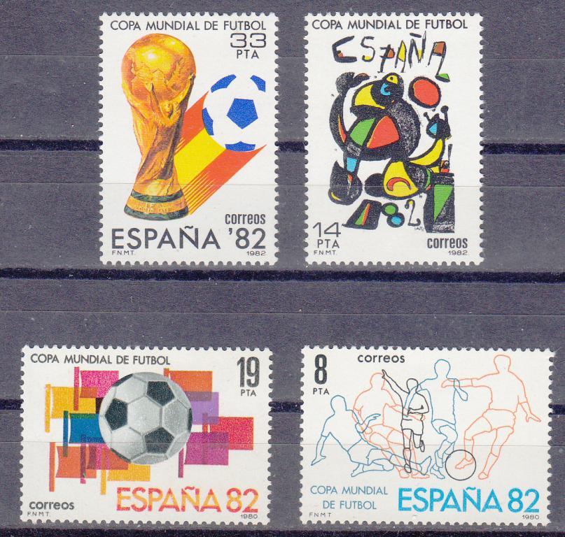 1982 испания футбол