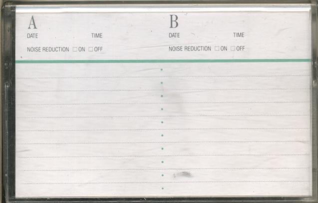 Компакт-кассета GOLDSTAR Pop Concert 90
