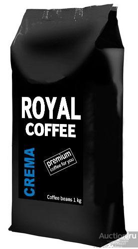 Кофе свежей обжарки Royal