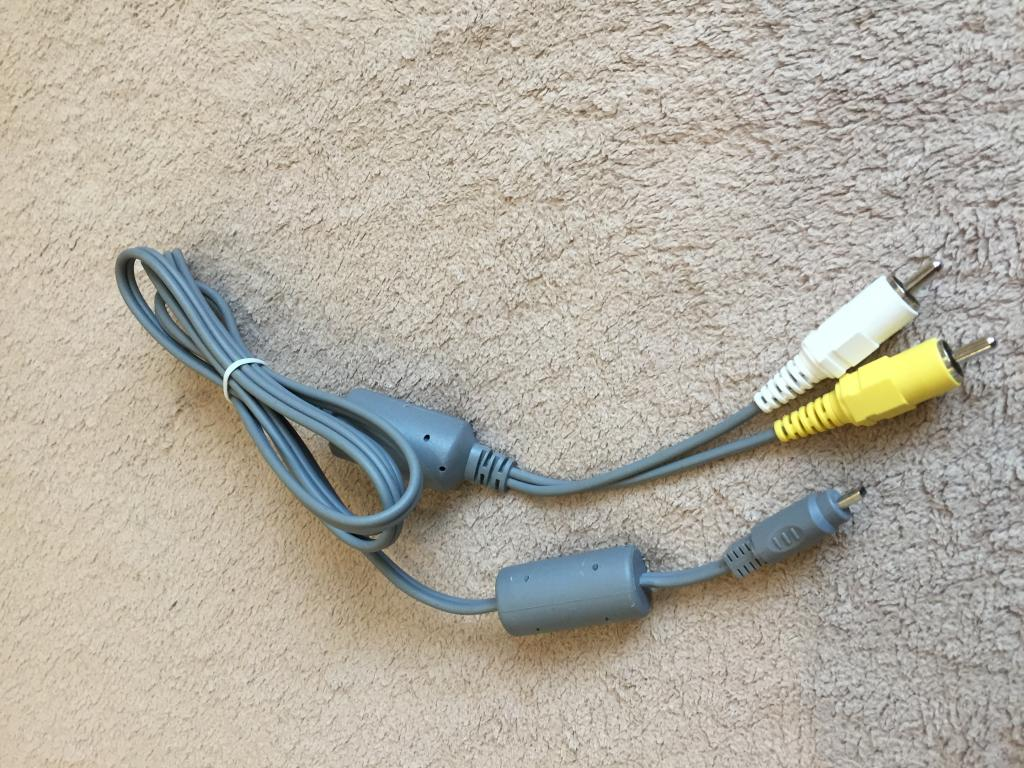AV-кабель для фотоаппарата Samsung