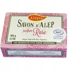 Престижное мыло Aleppo с ароматом розы