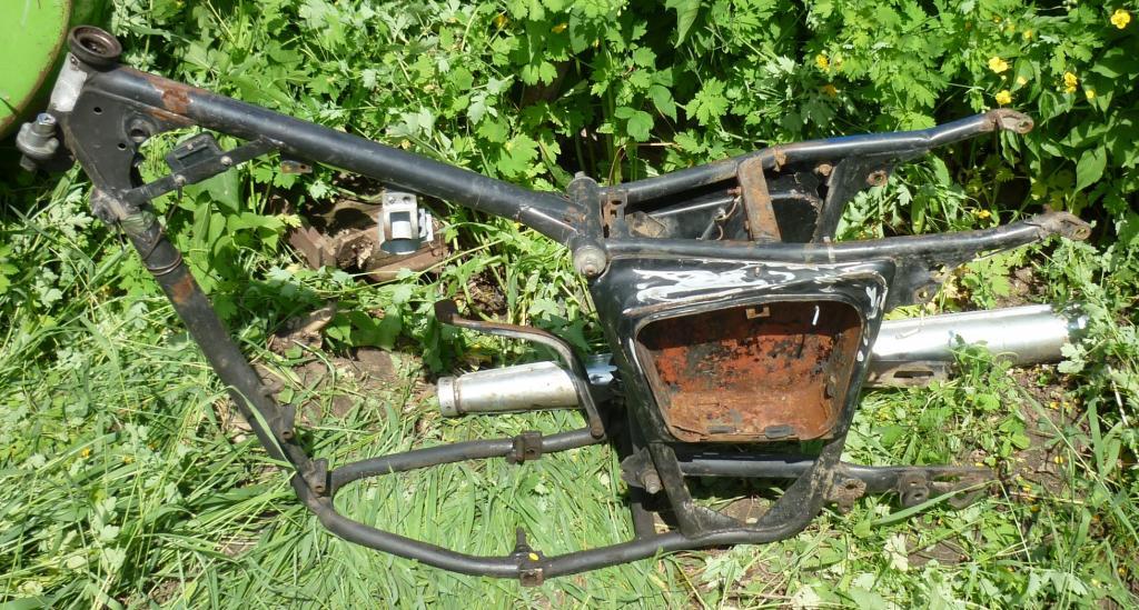 Рама от мотоцикла ИЖ Юпитер 3 - 4 СССР