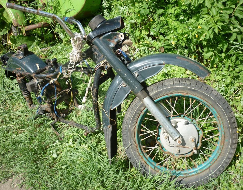 Мотоцикл Урал Рама.