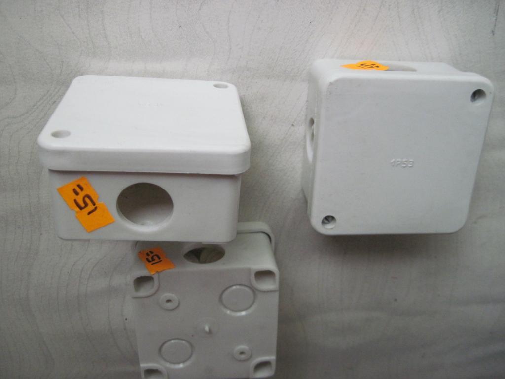 Короб электрика распределительный х 3 шт