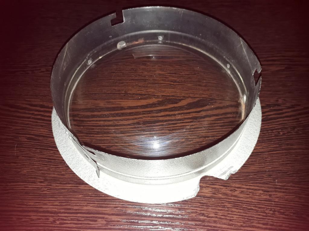 Линза 170 мм Увеличительное стекло