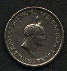 Медаль на смерть Императора Александра I, 19 ноября 1825 года.
