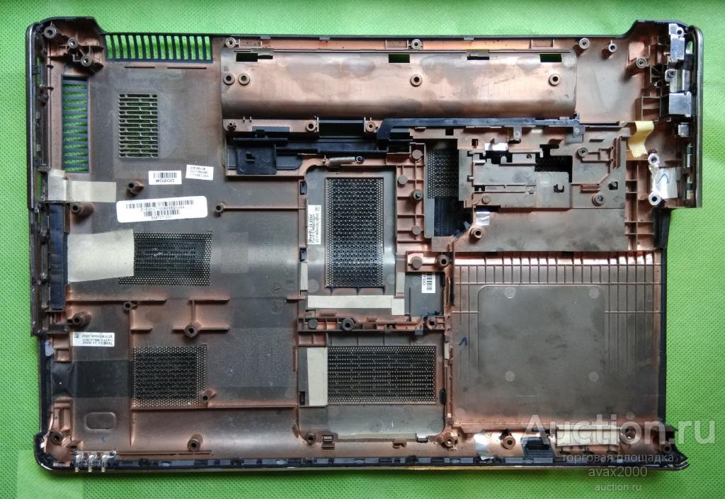 HP PAVILION dv6-1000 серии на разбор