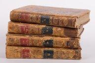 О духе законов. Шарль Луи де Монтескье. 1803 год. 4 тома. Уникальное издание!