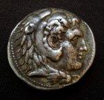 Тетрадрахма. Селевк I Никатор. Вавилон.