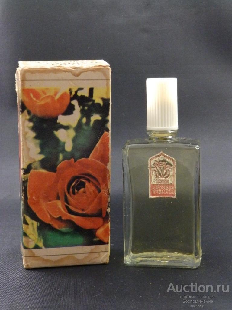 Чайная роза духи ссср фото