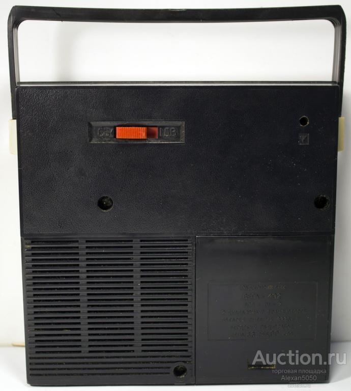 Транзисторный приемник Вега 402