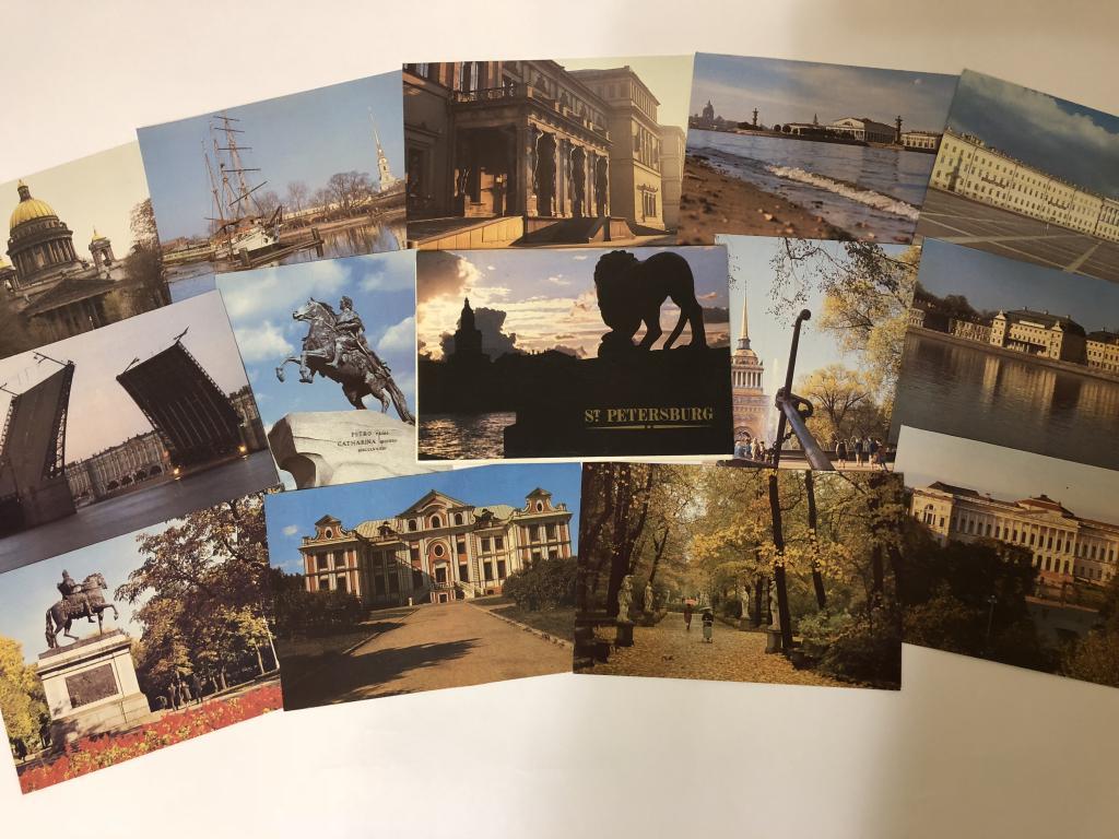 этом наборы открыток с санкт-петербургом функция использования перегородки
